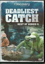 DEADLIEST CATCH BEST OF SERIES 5 DVD - DISCOVERY CHANNEL