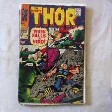 Mighty Thor 149 VG Origin Blackbolt SKU18492 25% Off!