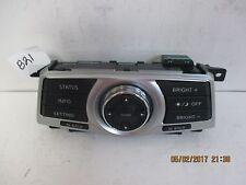2009-14 Nissan Maxima Nav Radio Control 283959N00B