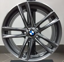 "Cerchi in lega BMW M3 M4 serie X1 1 2 3 4 5 z3 z4 da 18"" MM034  Bicolore M Sport"