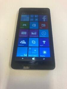 Microsoft Lumia 535 - 8GB - Black (Unlocked) Smartphone