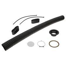Revotec Kit de alimentación de aire frío 76MM Negro RCA076BLK