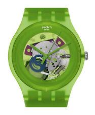 Runde Damen-Armbanduhren mit Silikon -/Gummi-Armband für Kinder