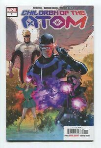 MARVEL Children of the Atom #1 NEW NM UNREAD (SECRET variant)