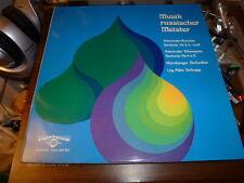 "BORODIN SYM 2/TCHEREPNIN SYM 4 ""RUSSIAN MUSIC MASTERS"" LP IN EXCELLENT CONDITION"