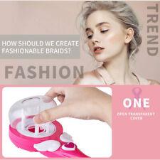 Hair Twist Braider Machine Hairstyle Tool Braid Machine Electronic Automatic Set