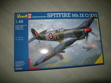 1:48 Revell Supermarine Spitfire Mk.IX C/XVI Nr. 04554 OVP