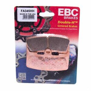 EBC FA345HH Sintered Motorcycle Brake Pads fits Buell XB9S Lightning 03-04