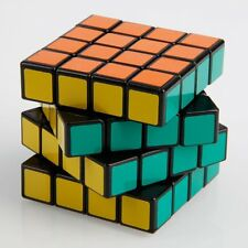 Magic Black 4x4x4 Magic Cube Square Puzzle Competition Speed Educational Toy