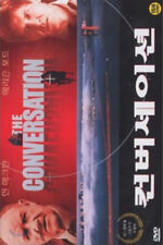 The Conversation (1974) Gene Hackman / Dvd, New