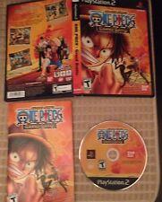 One Piece: Grand Battle (Sony PlayStation 2, 2005) PS2 CIB