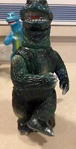 """Bear Model GVW (Godzilla Vinyl Wars) 1965 """"Shie""""Dancing Godzilla"""