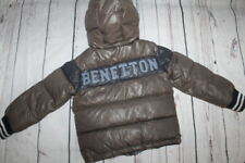 United Color of BENETTON 🌷Warm Puffer Down Filler Coat Jacket 🌷Boy Size XS 4/5