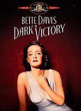 Dark Victory DVD, BETTE DAVIS ORIGINAL COVER FIRST PRINT ON DVD
