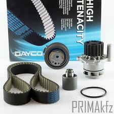 DAYCO 94885 Zahnriemen + Rollen + Wasserpumpe Audi A2 Seat Skoda VW 1.4 1.9 TDI
