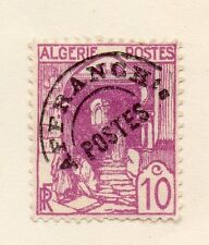 French Algerie 1900s Pre-Cancels Early Issue Fine Mint Hinged 10c.  118293