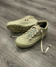 Unbranded leather drips low sneakers Carol Christian Poell style