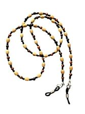 Eyeglasses Wooden Beaded Cords Optical Accessories