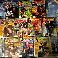 STARLOG Collection #3 10 backissues Scifi movie mag Back to the Future Star Wars