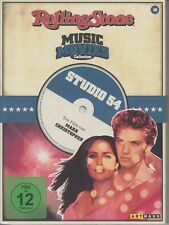 Studio 54 Rolling Stone Music Movies Collection DVD NEU