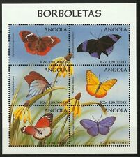 AFRICA INSECTES PAPILLONS BUTTERFLIES INSECTS SCHMETTERLINGE INSEKTEN **1998 12€
