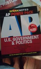 Sparknotes : AP Power-Pack US Government and Politics