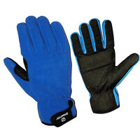 2 Pairs Zimco Women Cycling Glove Winter Windproof Thermal Fleece Cycling Glove