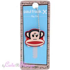 Paul Frank Face Key Cap  Rubber Face Cut Key Holder by Lougefly