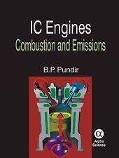 IC i motori a combustione ed emissioni da pundir, B. P.