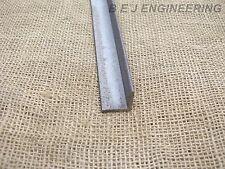 Mild Steel Angle 25mm x 25mm x 3 mm -  450mm long - Angle Iron