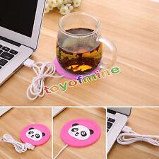 5v USB silicone heat warmer Heater Milk Tea Coffee Mug Hot tragos beverage Cup