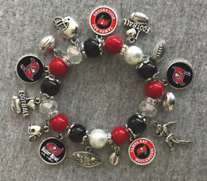 Tampa Bay Buccaneers Super Bowl Bracelet