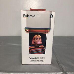 Polaroid Phone Printer Hi Print 2x3 Pocket Photo Printer (Brand New In Box)