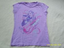 Disney? Hannah Montana? T-Shirt Shirt Bluse 7 - 8 J.? Gr.  128