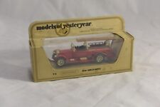 MATCHBOX MODELS OF YESTERYEAR SCALE 1:48 Y-6 1920 ROLLS ROYCE FIRE TRUCK RED