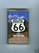 CASSETTE TAPE(SEALED)ROUTE 66 CAR LINE
