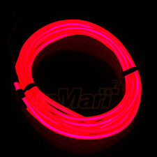 Yeah Racing TRON LED Wire Light Tube Kit Red 1:10 RC Car On Off Road #LK-0029RD