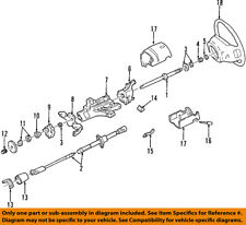 FORD OEM Steering Column-Bearing Sleeve FODZ3518A