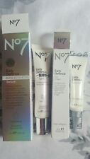 2 X No7 Early Defence Glow Activating Serum 30ml