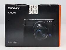 SONY DSC-RX 100 M4 Digitalkamera Schwarz, 20.1 Megapixel, schwarz - OVP, Händler
