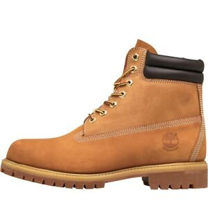 """Timberland 6"""" Double Collar Boots - Waterproof - Size 9"""