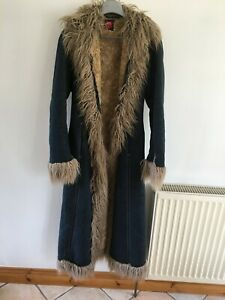 Miss Sixty Afghan Style Coat