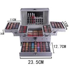 New Make Up Set Vanity Case 132color Cosmetics Collection Carry Box Urban Beauty