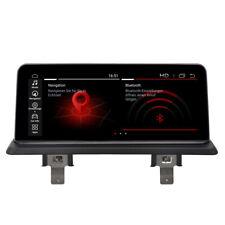 """BMW 1 E81 E82 E87 E88 10,25 """" Android 9 Touchscreen Navigazione GPS USB + Guido"""