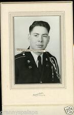 Lexington, Missouri-WW2 Military Man in Uniform - in Folder - HOLTGREWE Family