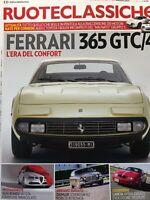 Ruoteclassiche 2021 389.Ferrari 365 GTC/4,Alfa Romeo 147 GTA,Porsche 924 S