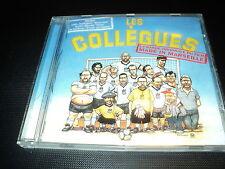 """CD BOF """"LES COLLEGUES"""" 18 morceaux"""