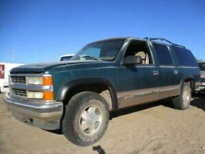 Driver Left Hub Front Classic Style Fits 95-00 TAHOE 81205