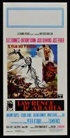 Plakat Lawrence D'Arabia David Lean Peter O'Toole Alec Guinness N22