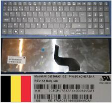 Clavier Azerty Belge ACER ASPIRE AS5741G V104730AK1 90.4CH07.S1A KB.I170A.033